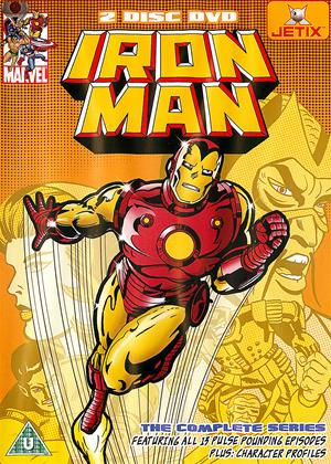 Rent Iron Man: Series (aka The Marvel Super Heroes: The Invincible Iron Man) Online DVD & Blu-ray Rental