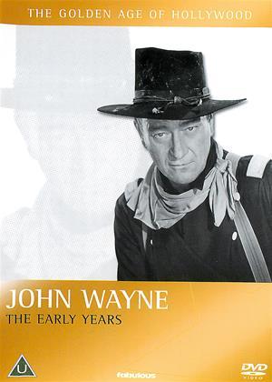 Rent John Wayne: The Early Years Online DVD & Blu-ray Rental