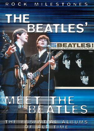 Rent The Beatles': Meet the Beatles Online DVD & Blu-ray Rental