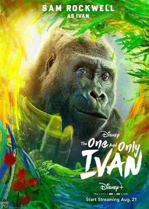 Rent The One and Only Ivan Online DVD & Blu-ray Rental