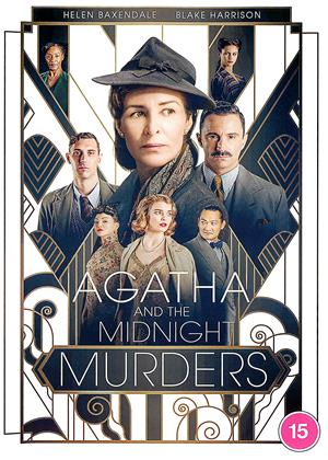 Rent Agatha and the Midnight Murders Online DVD & Blu-ray Rental