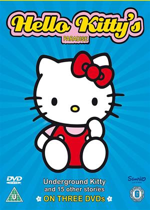 Rent Hello Kitty's Paradise Underground Kitty and 15 Other Stories Online DVD & Blu-ray Rental