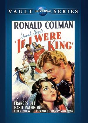 Rent If I Were King Online DVD & Blu-ray Rental