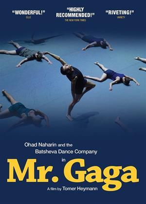 Rent Mr. Gaga (aka Mr. Gaga: A True Story of Love and Dance) Online DVD & Blu-ray Rental