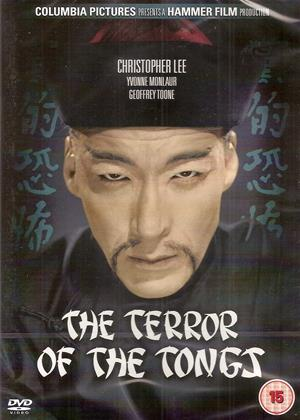 Rent The Terror of the Tongs Online DVD & Blu-ray Rental