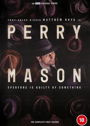 Rent Perry Mason: Series 1 Online DVD & Blu-ray Rental