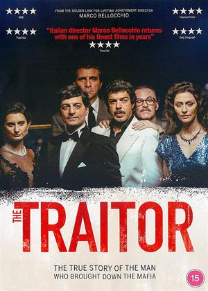 Rent The Traitor (aka Il Traditore) Online DVD & Blu-ray Rental