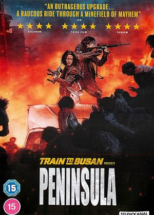 Rent Train to Busan Presents: Peninsula (aka Train to Busan 2 / Peninsula / Bando) Online DVD & Blu-ray Rental