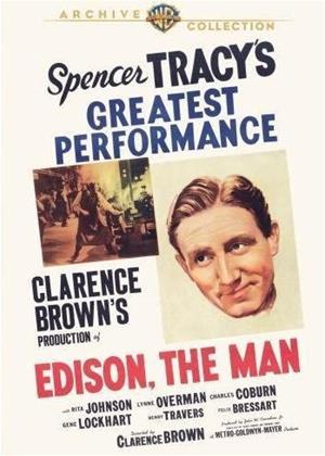Rent Edison, the Man Online DVD & Blu-ray Rental