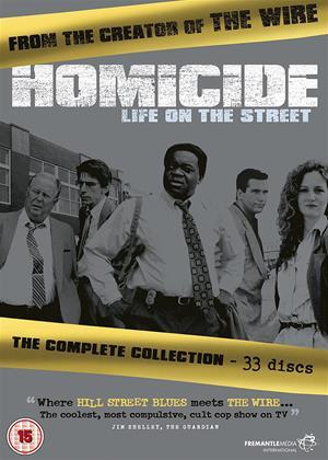 Rent Homicide: Life on the Street: Series 7 Online DVD & Blu-ray Rental