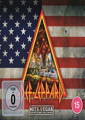 Rent Def Leppard: Hits Vegas: Live at Planet Hollywood Online DVD & Blu-ray Rental
