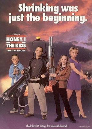 Rent Honey, I Shrunk the Kids: The TV Show: Series 2 Online DVD & Blu-ray Rental