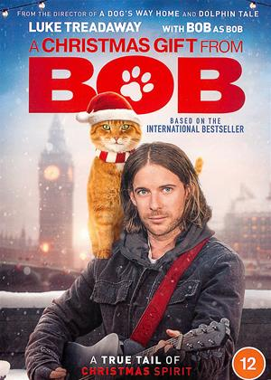 Rent A Christmas Gift from Bob (aka A Gift from Bob) Online DVD & Blu-ray Rental