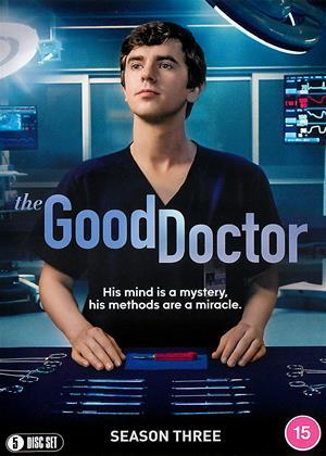 Rent The Good Doctor: Series 3 Online DVD & Blu-ray Rental