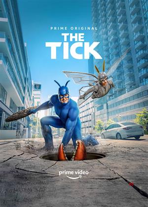 Rent The Tick: Series 1 Online DVD & Blu-ray Rental