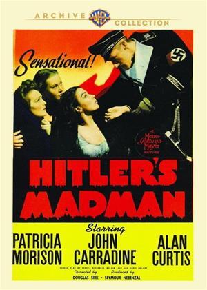 Rent Hitler's Madman (aka The Hangman) Online DVD & Blu-ray Rental