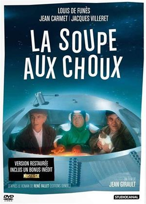 Rent La Soupe aux Choux (aka The Cabbage Soup) Online DVD & Blu-ray Rental