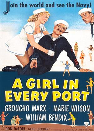 Rent The Marx Brothers: A Girl in Every Port (aka They Sell Sailors Elephants) Online DVD & Blu-ray Rental