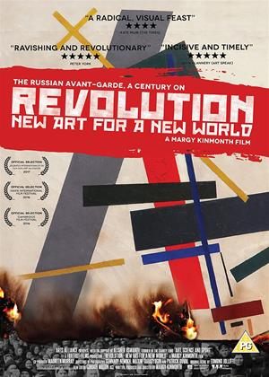 Rent Revolution: New Art for a New World (aka Revolution: New Art for a New World) Online DVD & Blu-ray Rental