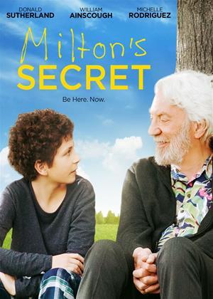 Rent Milton's Secret Online DVD & Blu-ray Rental