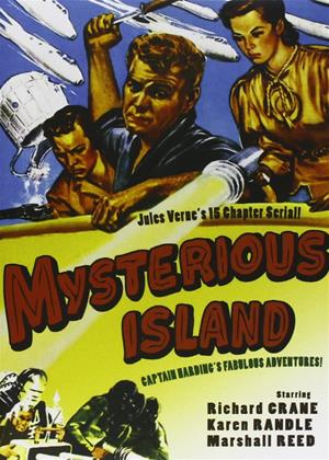 Rent Mysterious Island Online DVD & Blu-ray Rental