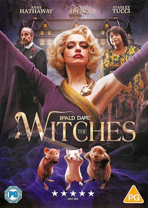 Rent The Witches (aka Roald Dahl's the Witches) Online DVD & Blu-ray Rental