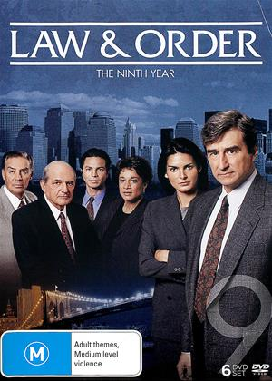 Rent Law and Order: Series 9 Online DVD & Blu-ray Rental