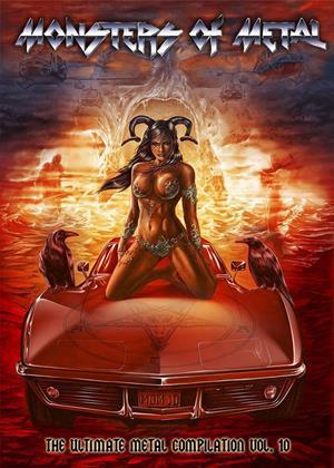 Rent Monsters of Metal: Vol.10 Online DVD & Blu-ray Rental