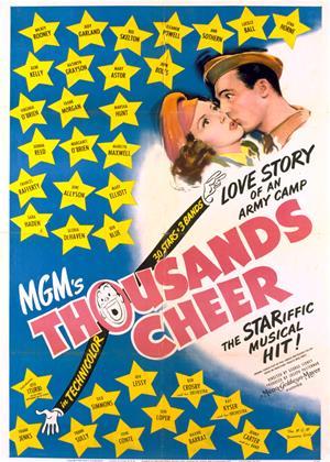 Rent The Thousands Cheer Online DVD & Blu-ray Rental