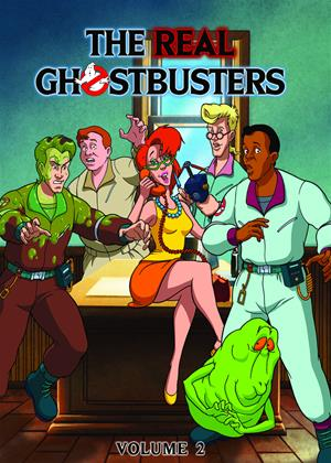 Rent The Real Ghostbusters: Series 2 Online DVD & Blu-ray Rental
