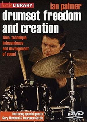 Rent Lick Library: Drumset Freedom and Creation: Ian Palmer Online DVD & Blu-ray Rental