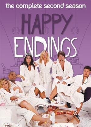 Rent Happy Endings: Series 2 Online DVD & Blu-ray Rental