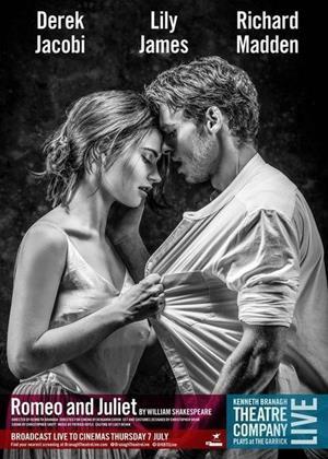 Rent Romeo and Juliet (aka Branagh Theatre Live: Romeo and Juliet) Online DVD & Blu-ray Rental