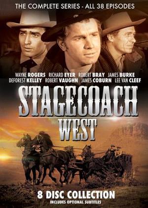 Rent Stagecoach West: Series Online DVD & Blu-ray Rental