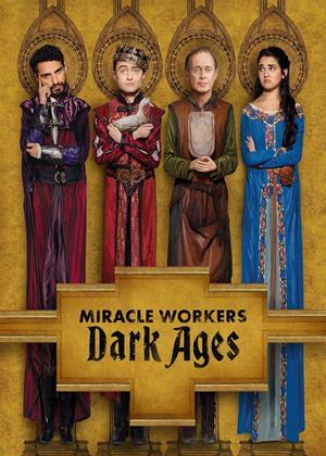 Rent Miracle Workers: Series 2 (aka Miracle Workers: Dark Ages) Online DVD & Blu-ray Rental
