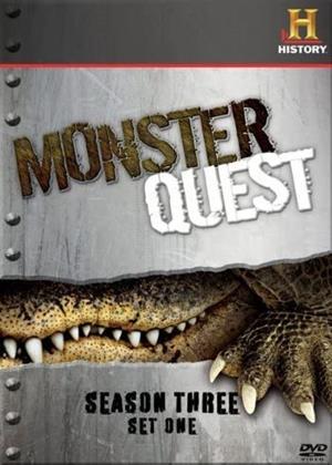 Rent Monster Quest: Series 3 (aka Monsterquest: Series 3) Online DVD & Blu-ray Rental