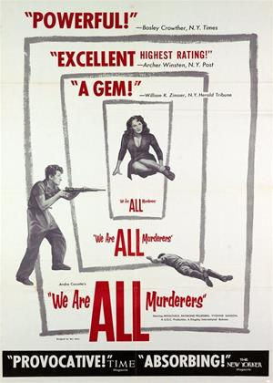 Rent We Are All Murderers? (aka Nous Sommes Tous Des Assassins) Online DVD & Blu-ray Rental
