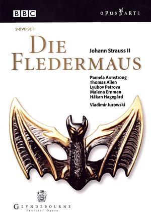 Rent Strauss: Glyndebourne: Die Fledermaus (Vladimir Jurowski) Online DVD & Blu-ray Rental