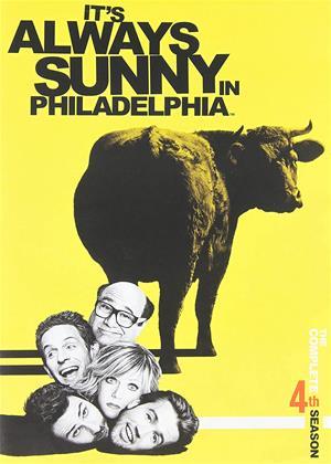 Rent It's Always Sunny in Philadelphia: Series 4 Online DVD & Blu-ray Rental