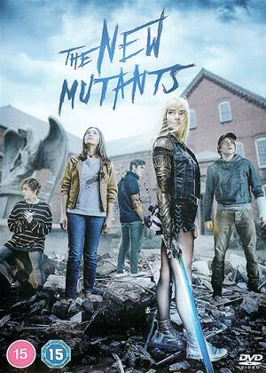 Rent The New Mutants (aka X-Men: The New Mutants / Growing Pains) Online DVD & Blu-ray Rental