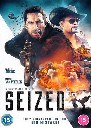 Rent Seized Online DVD & Blu-ray Rental