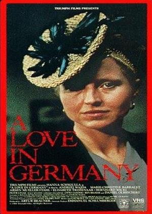 Rent A Love in Germany (aka Eine Liebe in Deutschland) Online DVD & Blu-ray Rental