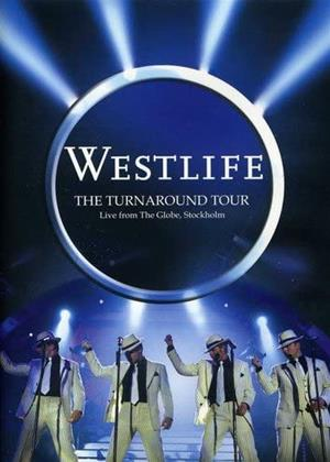 Rent Westlife: The Turnaround Tour: Live from The Globe Stockholm Online DVD & Blu-ray Rental