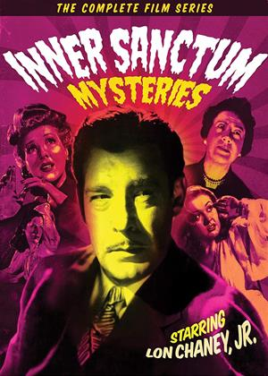 Rent Inner Sanctum Mysteries: The Complete Film Series (aka Calling Dr. Death / Weird Woman / Dead Man's Eyes / The Frozen Ghost / Strange Confession / Pillow of Death945)) Online DVD & Blu-ray Rental
