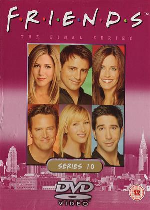 Rent Friends: Series 10 Online DVD & Blu-ray Rental