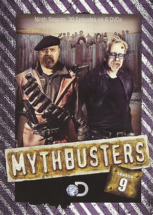 Rent MythBusters: Series 9 Online DVD & Blu-ray Rental