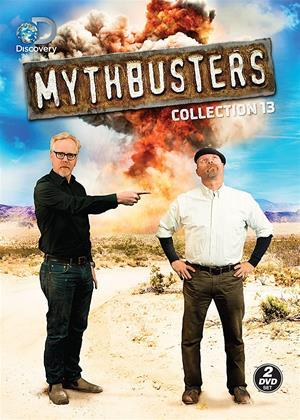 Rent MythBusters: Series 13 Online DVD & Blu-ray Rental
