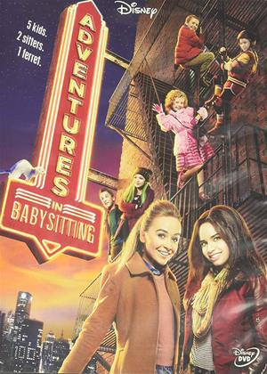 Rent Adventures in Babysitting (aka Further Adventures in Babysitting) Online DVD & Blu-ray Rental