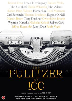 Rent The Pulitzer at 100 Online DVD & Blu-ray Rental