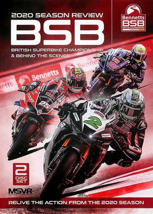 Rent British Superbike: 2020: Championship Season Review (aka BSB Season Review 2020) Online DVD & Blu-ray Rental